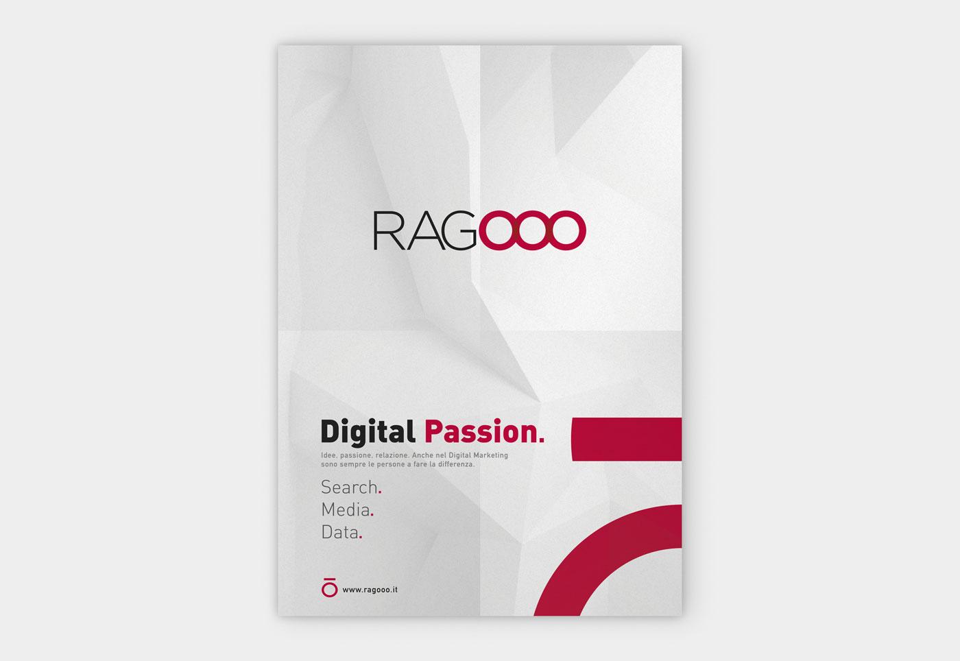 adv pagina pubblicitaria Ragooo Digital Agency