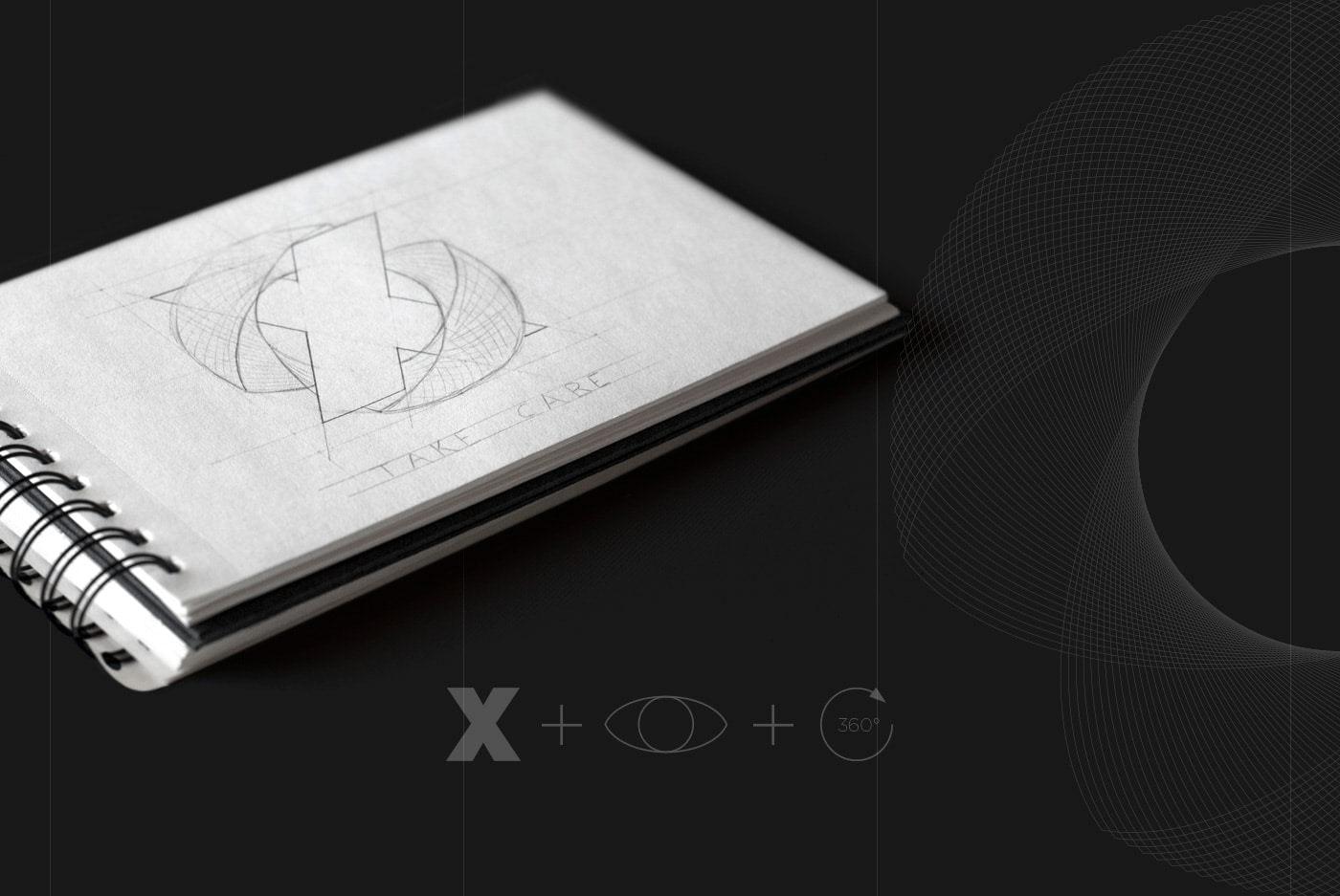tedx brescia studio logo design e brand