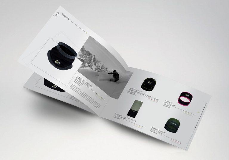 brochure accessori abbigliamento Kedra-T