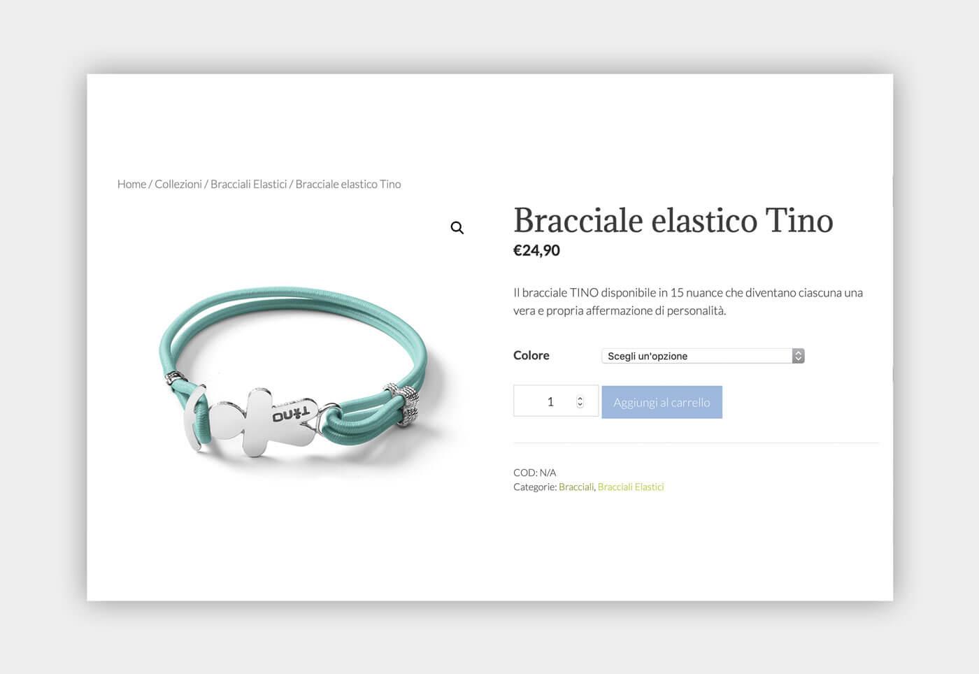 gioielli Tino Generation Brescia