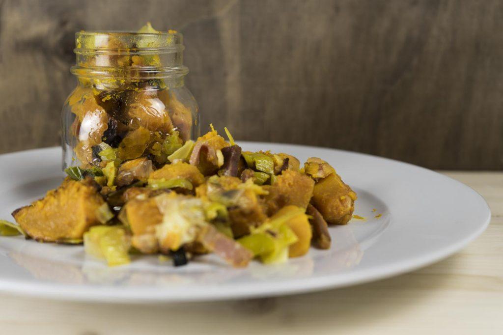 foto piatti gastronomia vegetale