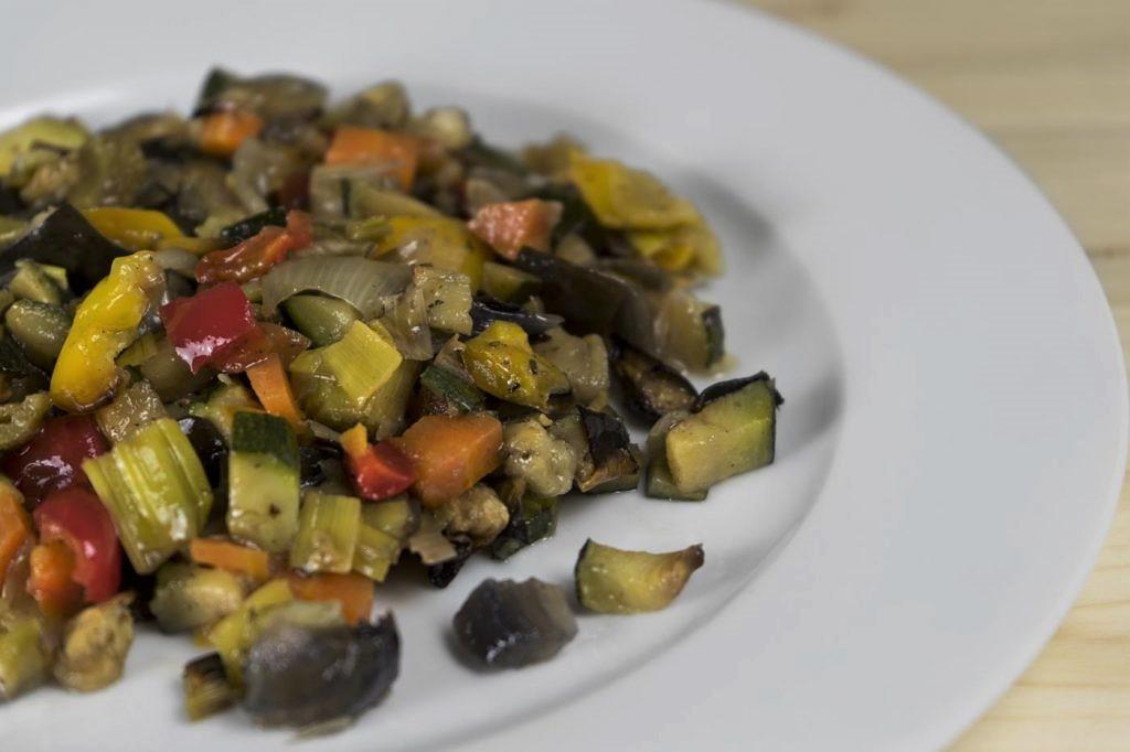 foto gastronomia vegetale