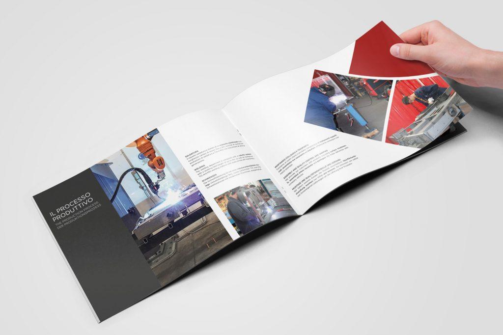 mecc carpenteria progettazione brochure