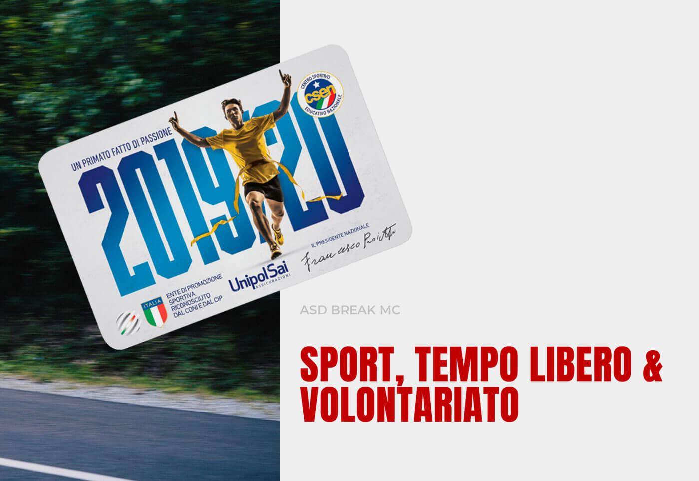 Sito web per Associazione Sportiva Break MC a Montichiari Brescia