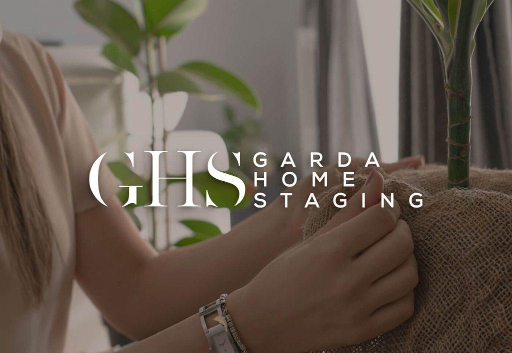 Restyle sito internet e servizio fotografico per Garda Home Staging