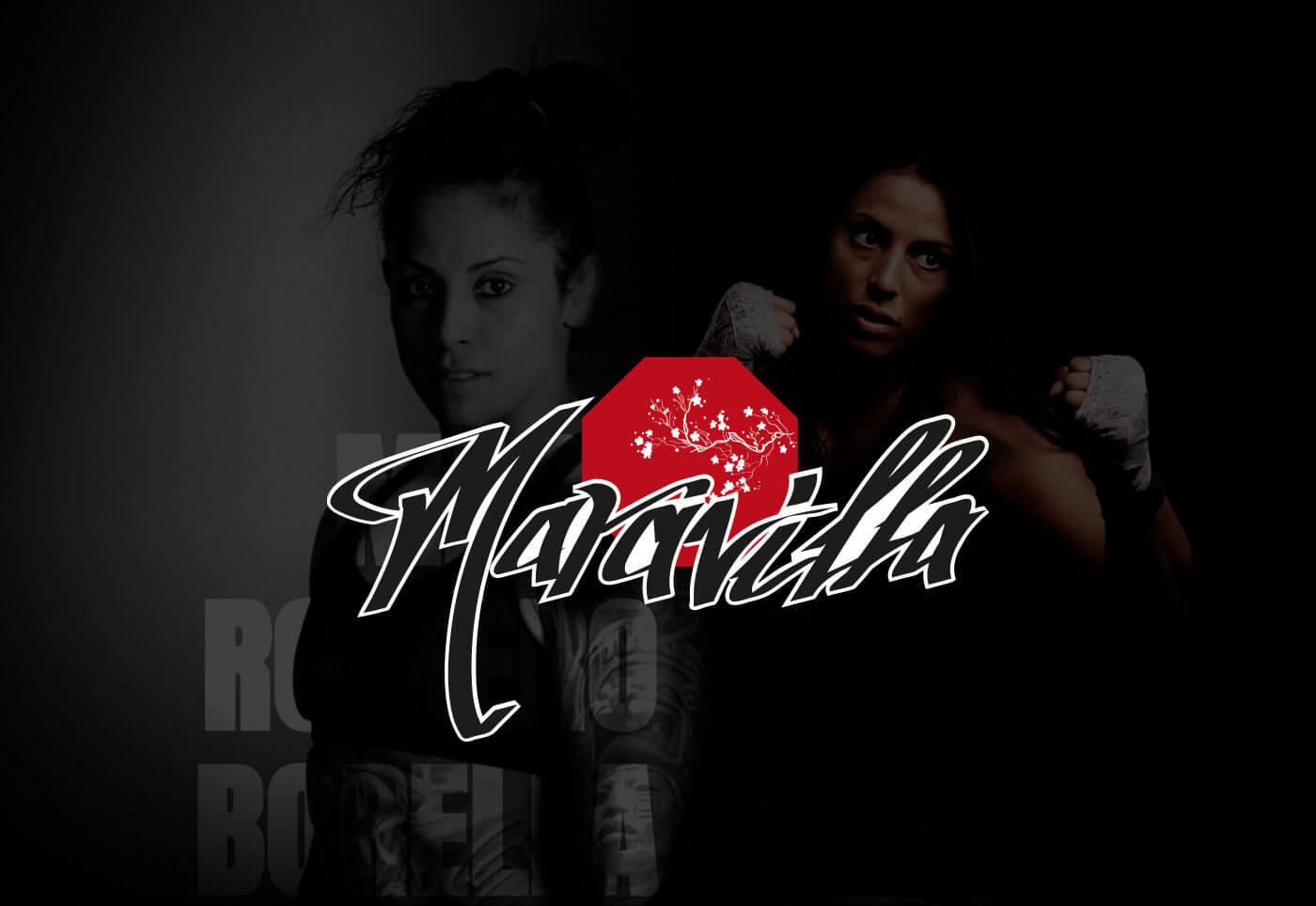 Progettazione logo e official website per Mara Romero Borella MARAVILLA